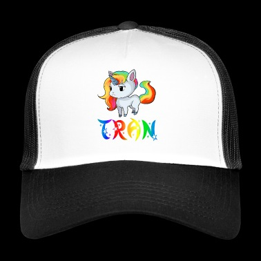 Unicorn Tran - Trucker Cap