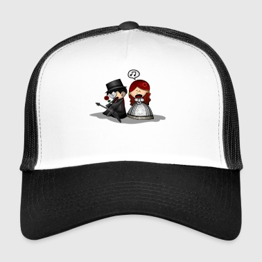 Rock'n'Roll Wedding - Trucker Cap