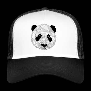 Graphic panda - Trucker Cap