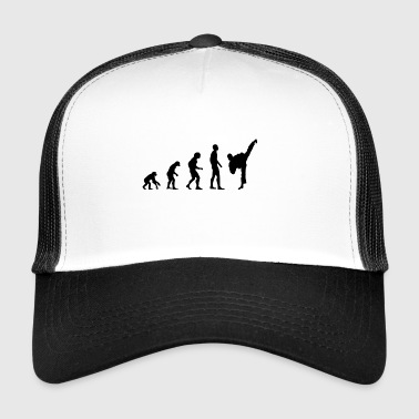 Martial Arts Evolution Karate Kickboxing MMA - Trucker Cap