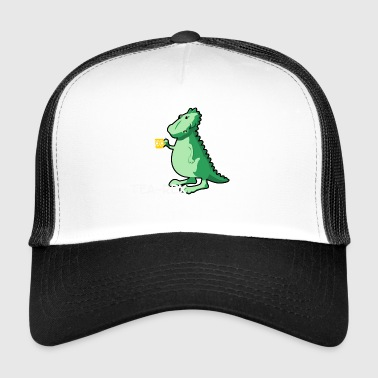 Tea-Rex - for tea lovers - Trucker Cap