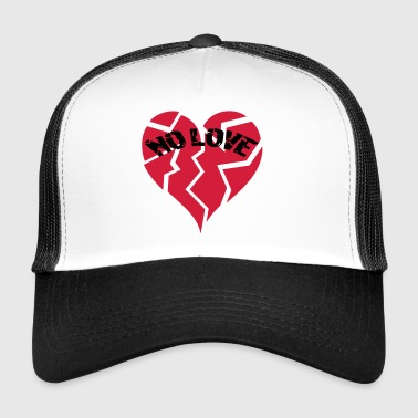 No Love 2 - Trucker Cap