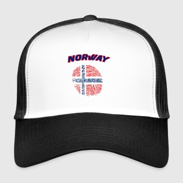 Norwegen - Trucker Cap