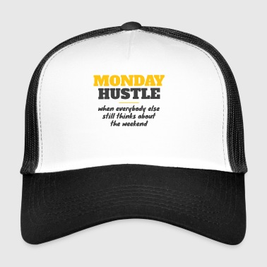 Monday Hustle - Trucker Cap