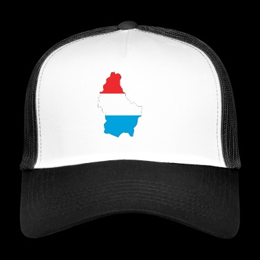 Luxembourg - Luxembourg - Pays - Trucker Cap