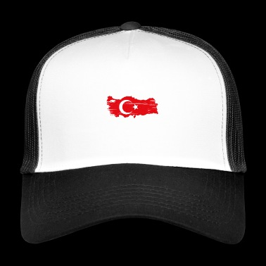 Turchia - borderline - Trucker Cap
