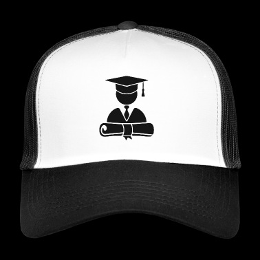 Étudiant à l'Université - Trucker Cap