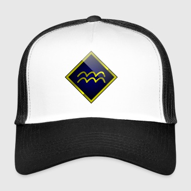 Verseau Astrologie Horoscope - Trucker Cap