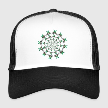 FLY CIRCLE - Trucker Cap