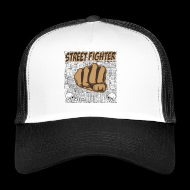 street fighters - Trucker Cap