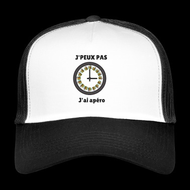 I can not have a drink - Trucker Cap