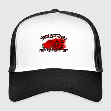 rij-instructeur - Trucker Cap