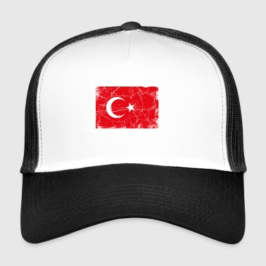 Turkey Turkish flag - Trucker Cap
