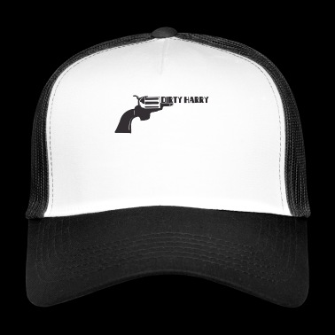 dirty harry - Trucker Cap
