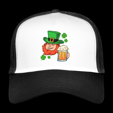 Happy Leprechaun - Trucker Cap