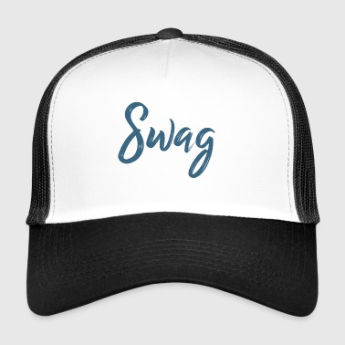 Swag graphic for all real Swagger among us - Trucker Cap