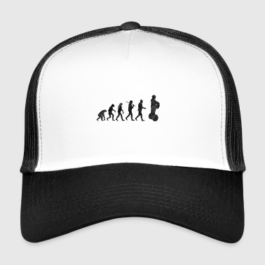 Segway Evolution scooter licens Gift - Trucker Cap