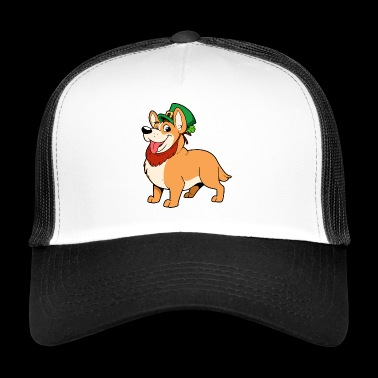 Dog Leprechaun - Trucker Cap
