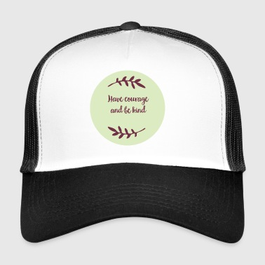 courageandkind - Trucker Cap