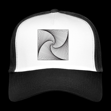 Geometry design - Trucker Cap