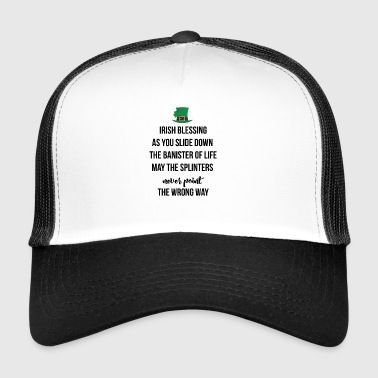Irish blessing - Trucker Cap