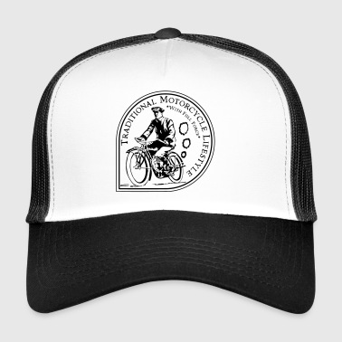 Traditionell Motorcycle Lifestyle - Trucker Cap