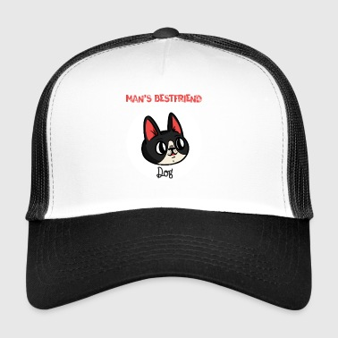 The man's best friend - Trucker Cap