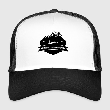 London, United Kingdom - Trucker Cap