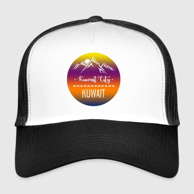 Kuwait City Kuwait - Trucker Cap