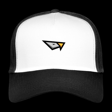 Eagle Mascot - Trucker Cap