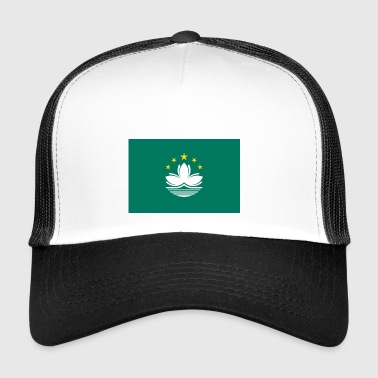 National Flag Of Macau - Trucker Cap