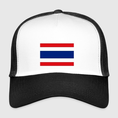 Nationalflagge von Thailand - Trucker Cap