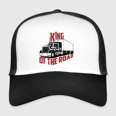King Of The Road - Trucker Cap