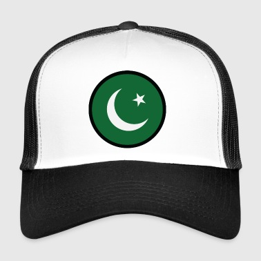 In Sign Of Pakistan - Trucker Cap