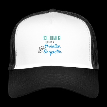 Aviation Inspector - Trucker Cap