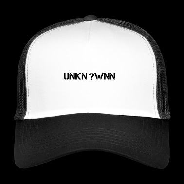 Unknown - Trucker Cap