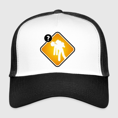 A Confused Wanderer - Trucker Cap
