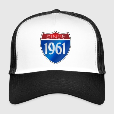 Since 1961 - Trucker Cap