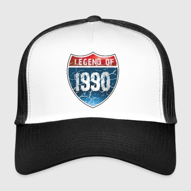 Legend Of 1990 - Trucker Cap