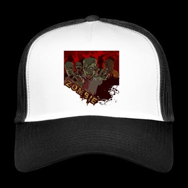 Zombies - Trucker Cap