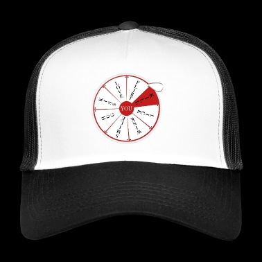 wheel of (no) fortune - Trucker Cap