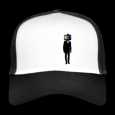 TV Head - Trucker Cap