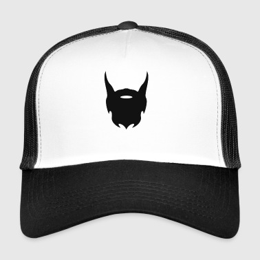 vecteur diable - Trucker Cap
