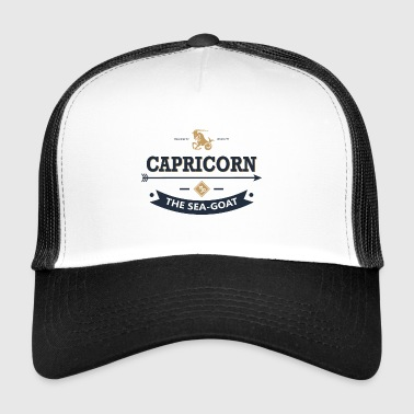 Star sign Capricorn gift - Trucker Cap
