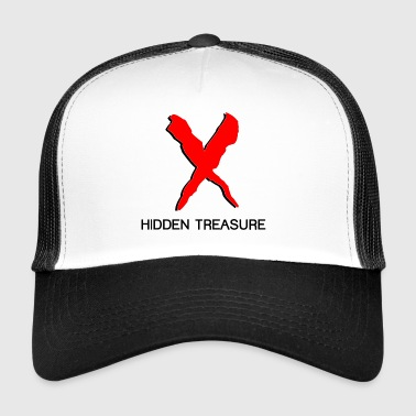 Hidden Treasure - Trucker Cap