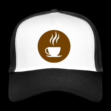 Coffee gift coffee gift morning - Trucker Cap