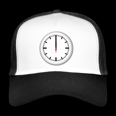 Clock - Trucker Cap