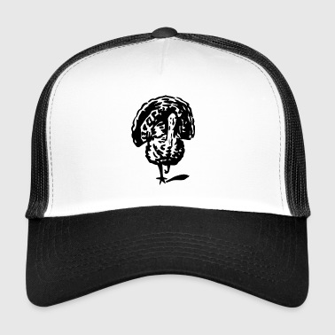Turkey - turkey - Trucker Cap