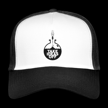 Take ideoidensa - Trucker Cap