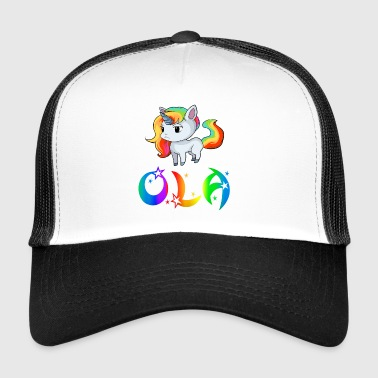 Unicorn Ola - Trucker Cap